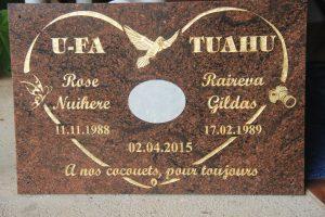 Gravure Tahiti